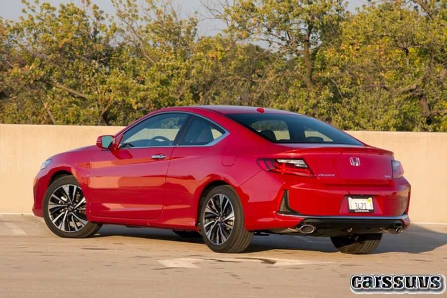 Honda Accord Coupe 2019 Review and Specs