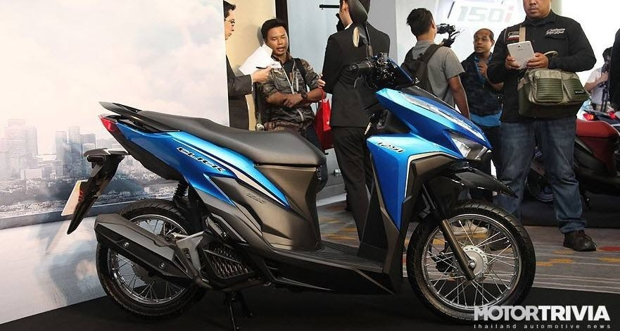 The Honda Click 2019 Overview