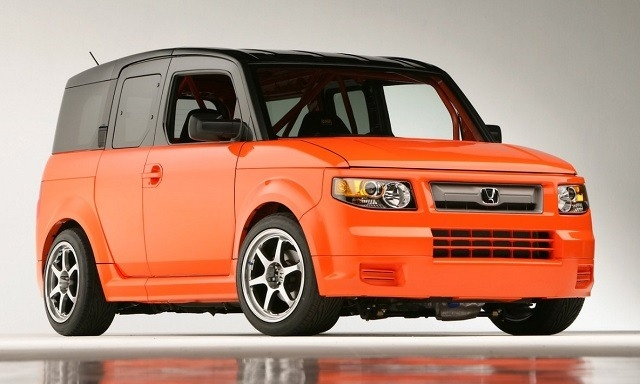 The Honda Element 2019 Price
