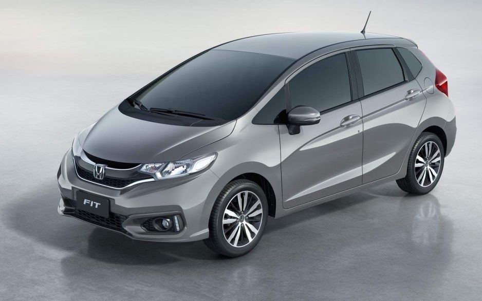 The Honda Fit 2019 Overview