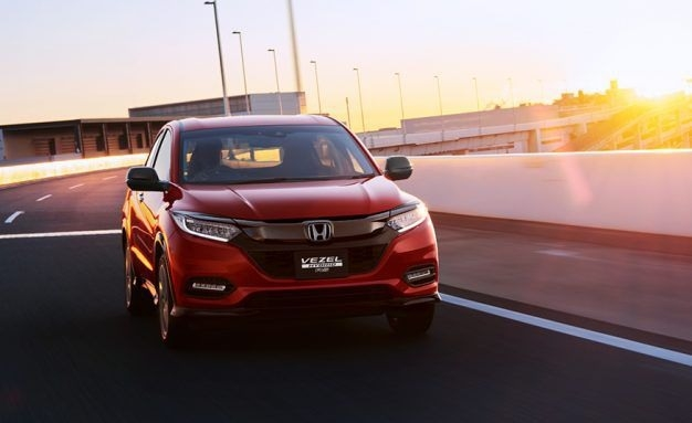 New Honda Hr-V 2019 Picture