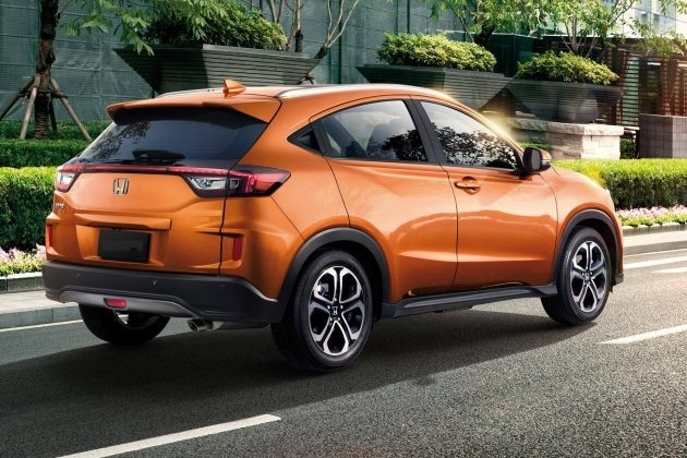 The Honda Hr-V 2019 Concept