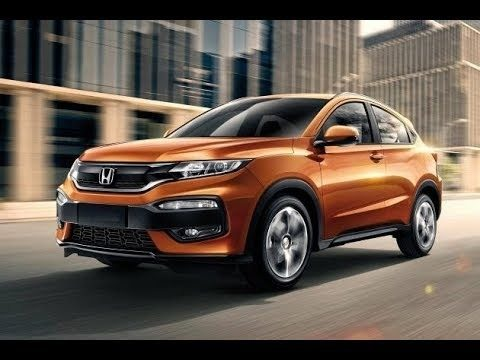 New Honda Hrv 2019 Redesign