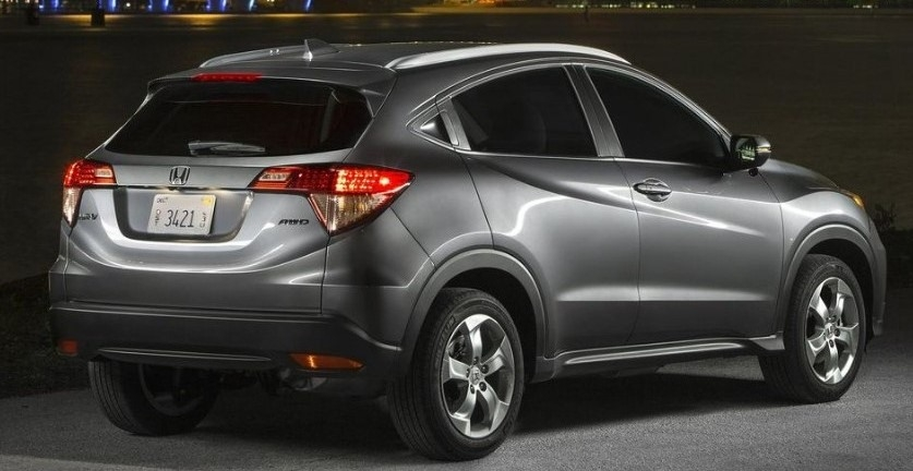 New Hr-V 2019 First Drive