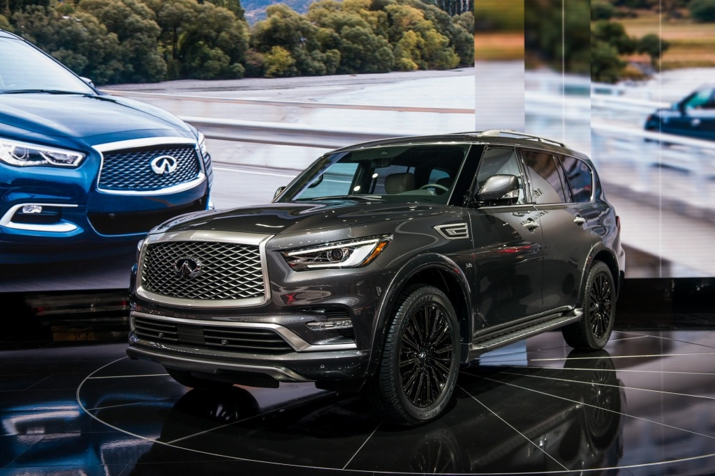Infiniti 2019 Models Review and Specs