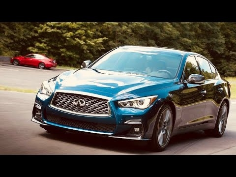 The Infiniti Q50 2019 New Release