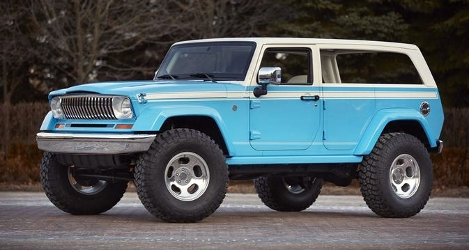Jeep 2019 Models Picture