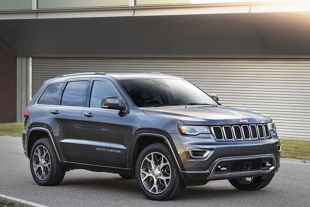 The Jeep Grand Cherokee 2018 New Release
