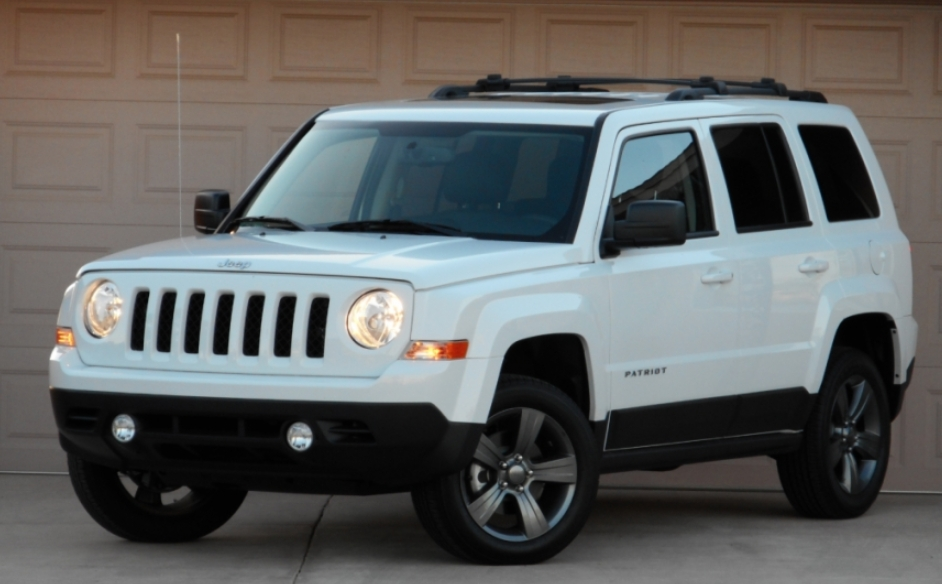 Jeep Patriot 2019 New Review