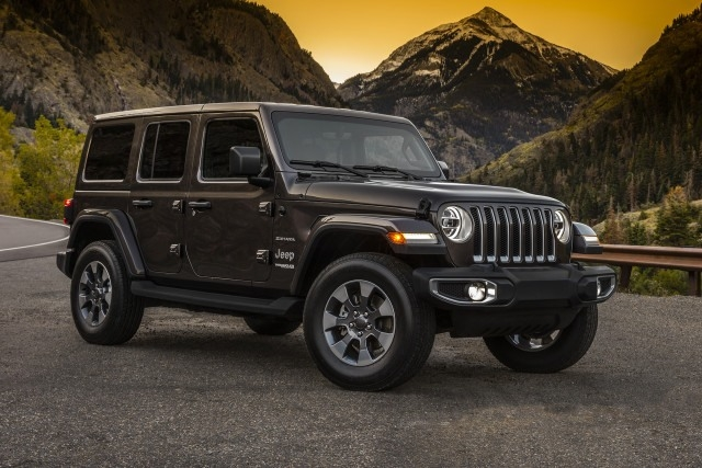 The Jeep Rubicon 2019 First Drive
