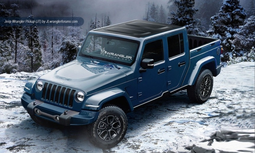 New Jeep Wrangler Rubicon 2019 First Drive