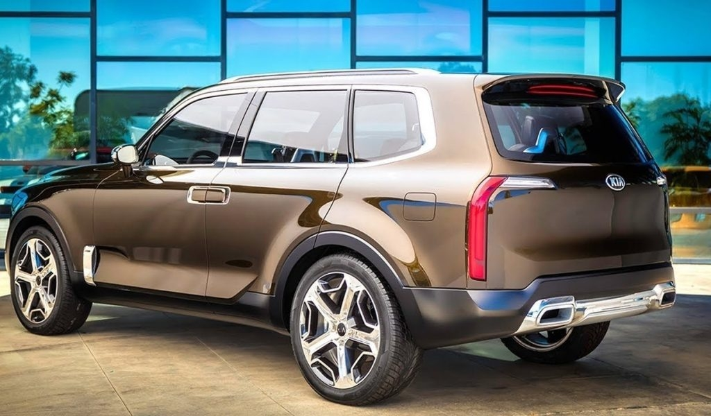 New Kia Mohave 2019 New Review