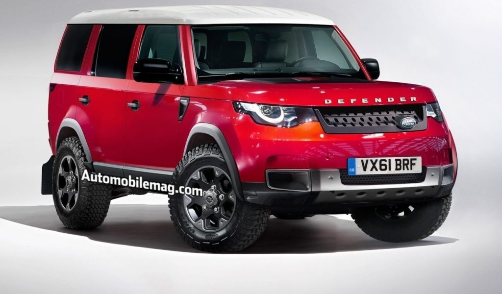 New Landrover 2019 Overview