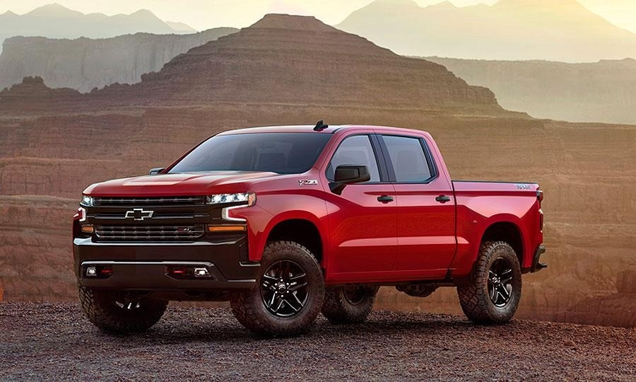 New Lifted Chevy Tohoe 2019 Concept