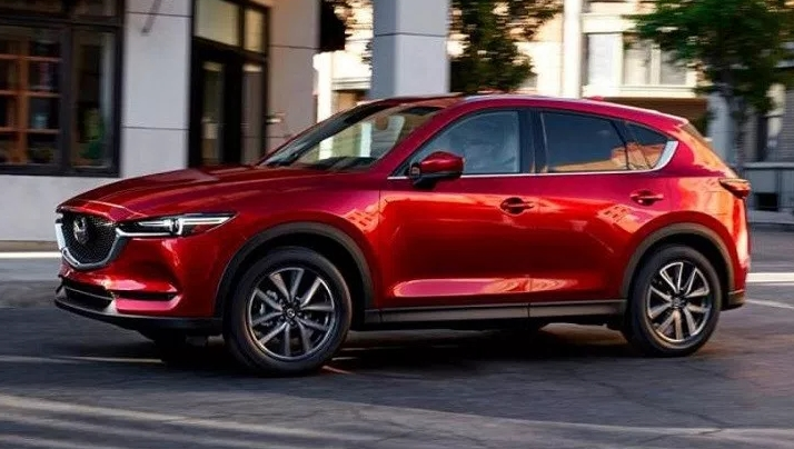 Best Mazda Cx5 2019 All New Redesign