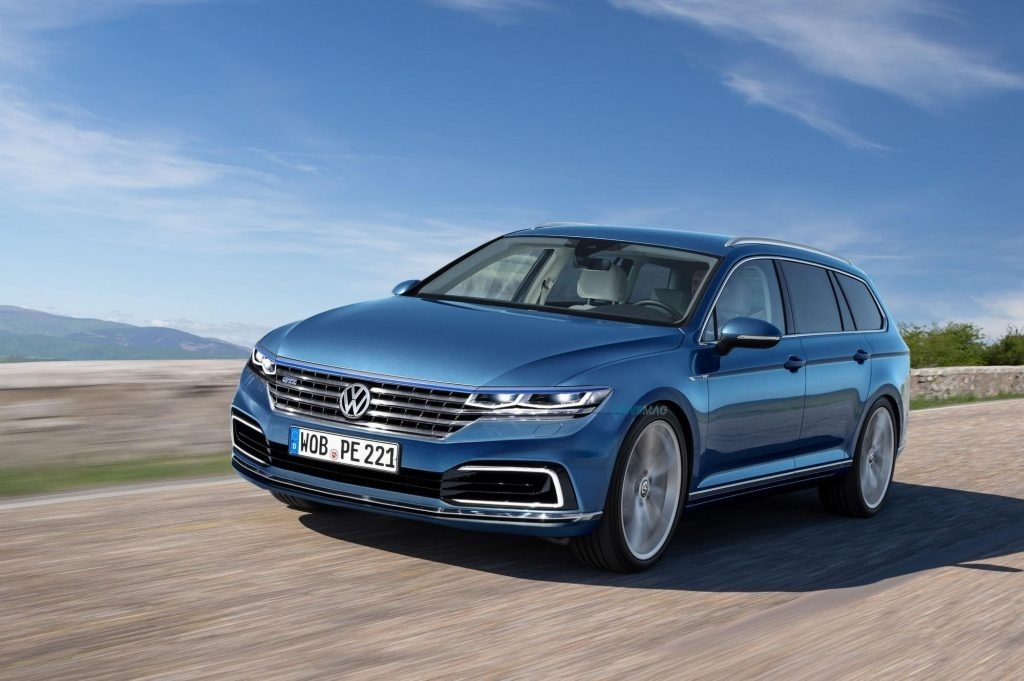 New Next Generation 2018 Volkswagen Cc Redesign and Price