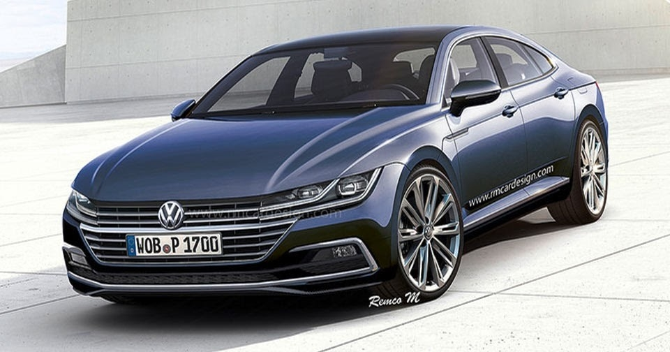 Best Next Generation 2018 Volkswagen Cc Review