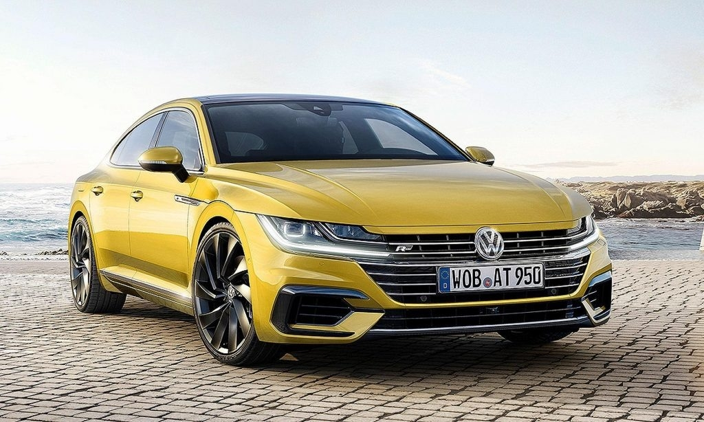 The Next Generation 2018 Volkswagen Cc First Drive