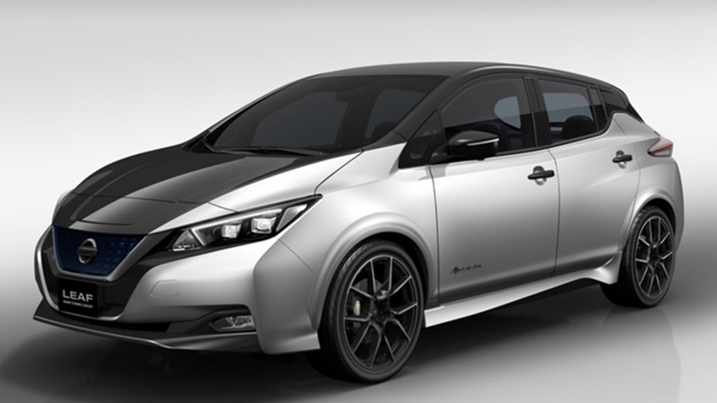Nissan Leaf 2019 First Drive