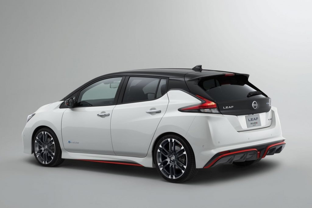 The Nissan Leaf 2019 Release Date