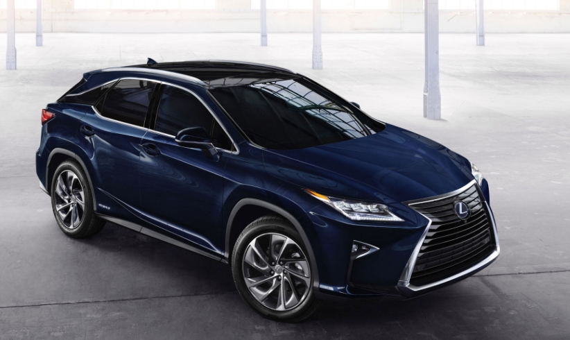 Best Pics And Colors Of 2019 Lexus Rx 350 Overview