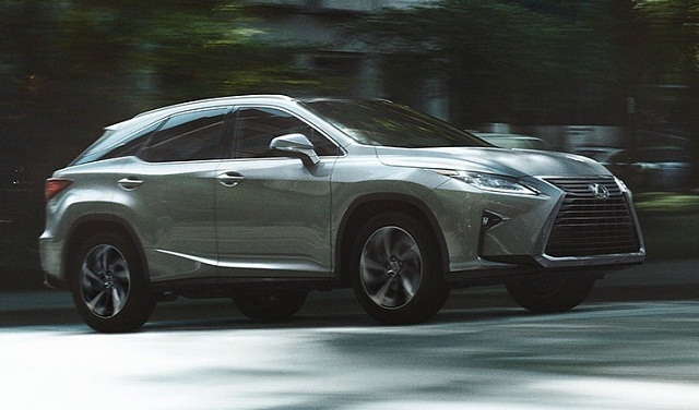 Best Pics And Colors Of 2019 Lexus Rx 350 Redesign and Price