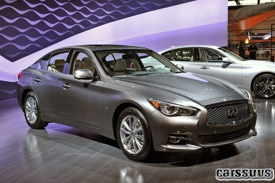 New Q50 2019 Picture