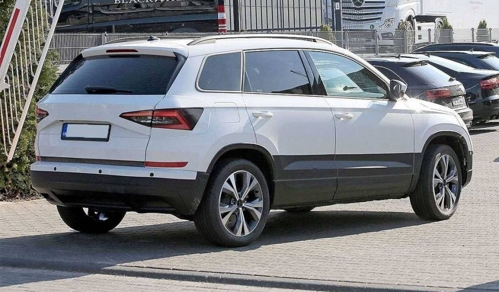 Skoda Yeti 2019 India Egypt Specs and Review