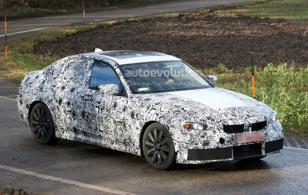 The Spy Shots 2018 BMW 3 Series Review and Specs