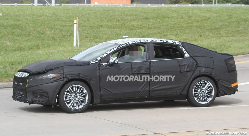 The Spy Shots 2019 Ford Fusion Concept