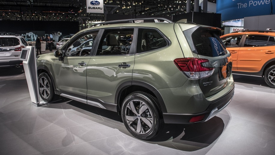 The Subaru Forester 2019S Release Date
