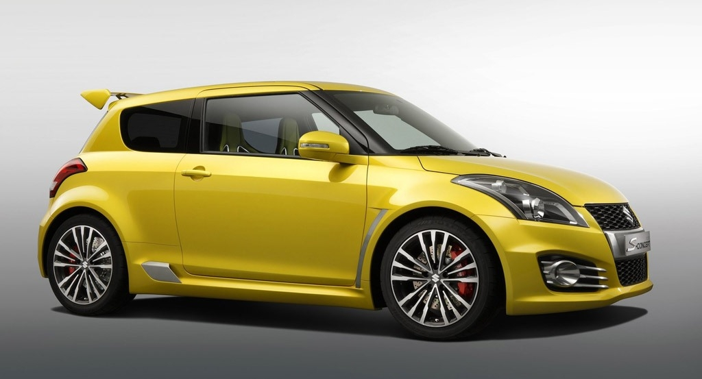 Best Suzuki Swift 2019 Sport Spy Shoot