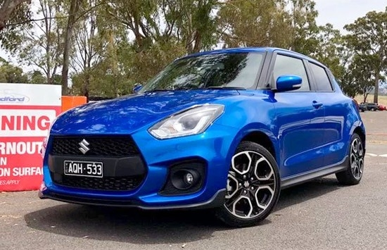 Suzuki Swift 2019 Sport Price and Release date