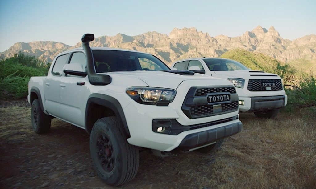 New Tacoma 2019 Mpg Redesign