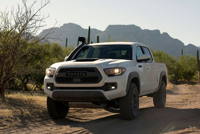 New Tacoma Toyota 2019 Overview