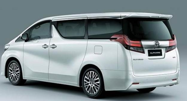 The Toyota Alphard 2019 Review