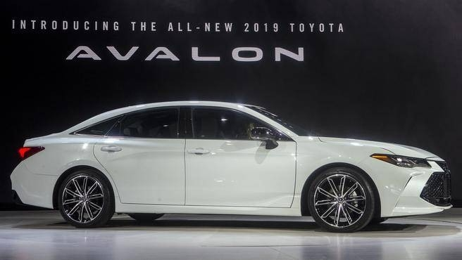 The Toyota Avalon 2019 Release date and Specs