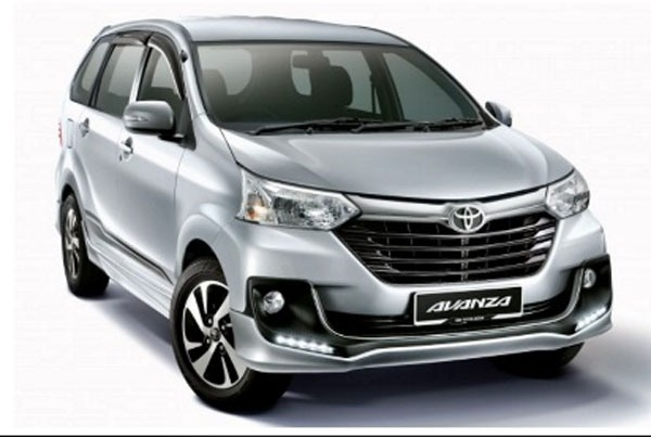 Toyota Avanza 2019 Overview