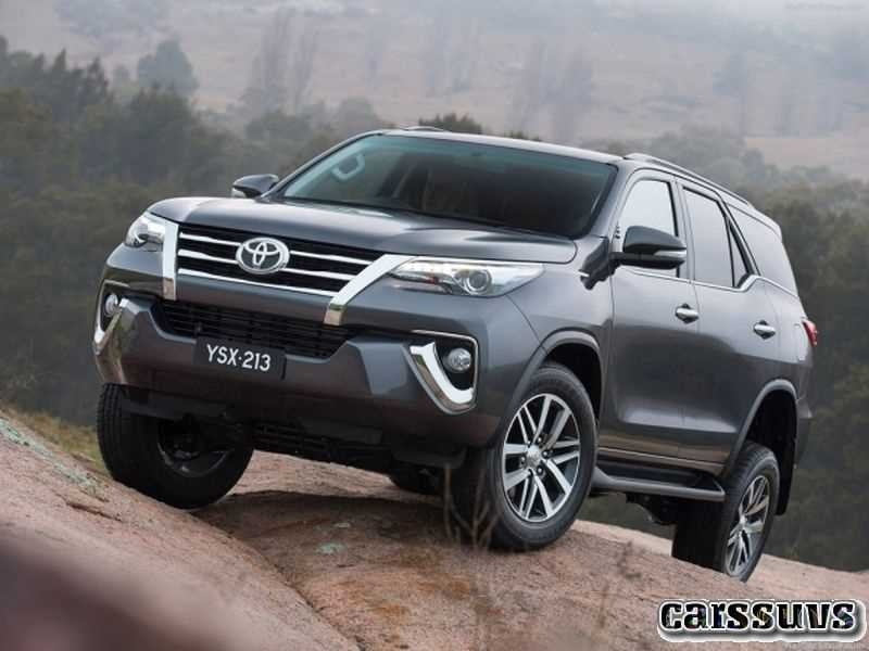 Best Toyota Fortuner 2019 Price and Release date