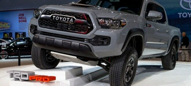 Best Toyota Tacoma 2019 Concept