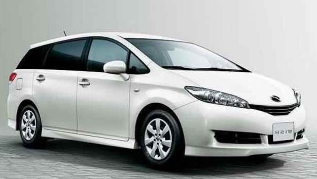 The Toyota Wish 2019 Review