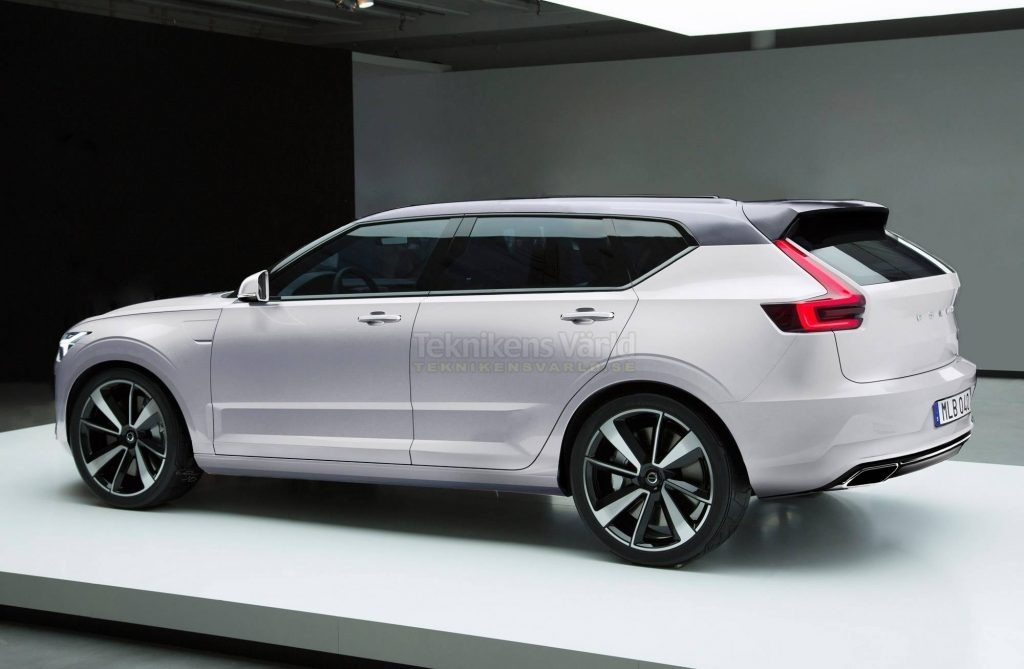 The Volvo S40 2019 First Drive