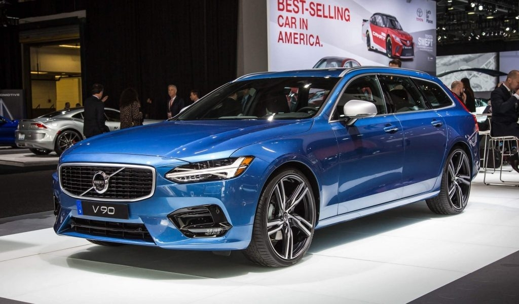 The Volvo V70 2019 Release Date