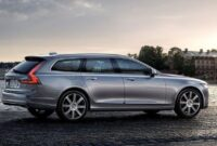 Best Volvo V90 2019 Spy Shoot