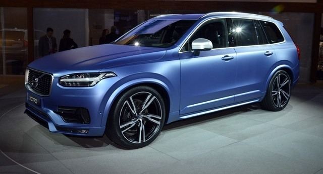 New Volvo V90 2019 Specs and Review
