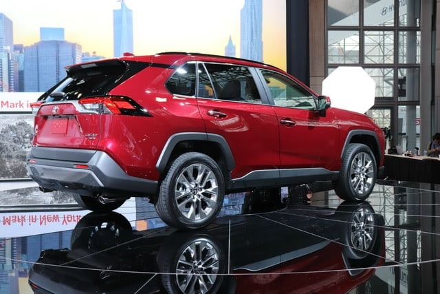 Toyota 2019 Rav4 Release date and Specs