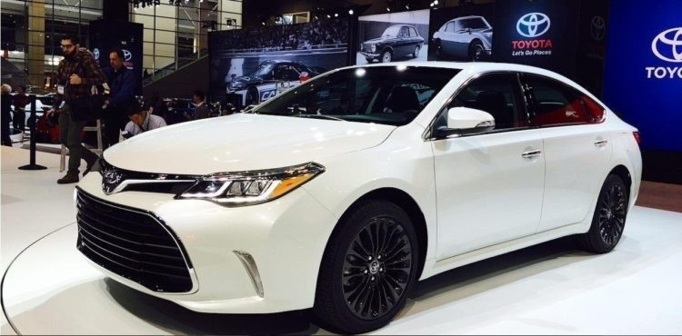 New Toyota Camry Hybrid 2019 Redesign