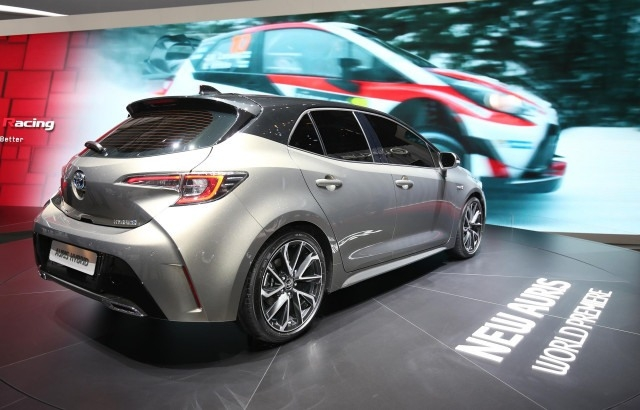 New Toyota Corolla 2019 Redesign and Price
