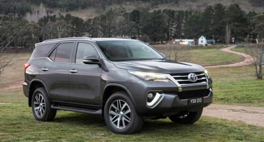 Toyota Fortuner 2019 Overview
