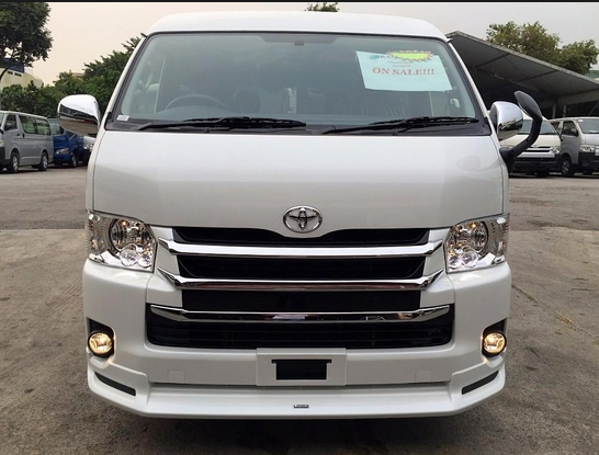 Best Toyota Hiace 2019 Redesign